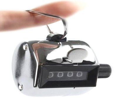 Hand Tally Counter