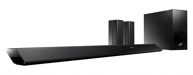 Sony HT-RT5 Clear Audio Plus 5.1-CH Wireless Soundbar