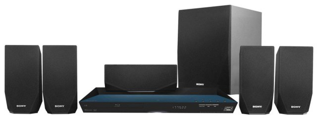 Sony E2100 5.1 Channel Wi-Fi Bluetooth Home Theater