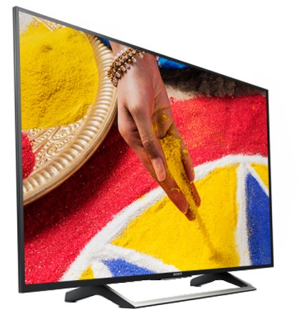 Sony Bravia X7000E 4K 55 Inch Live Color Smart Android TV