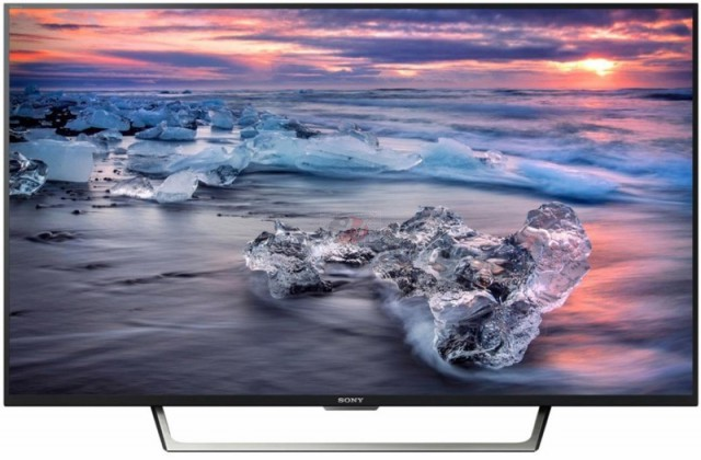 Sony Bravia X7500E 4K UHD 43'' High Dynamic Android LED TV