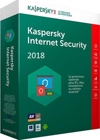 Kaspersky Internet Security 2018 3 User Anti Virus
