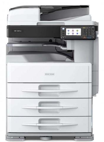 Ricoh MP 2001SP All-In-One 600 DPI Photocopier Machine