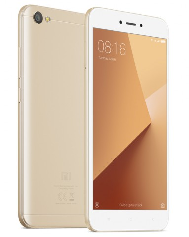 Xiaomi Redmi Note 5A Quad Core 2GB RAM 13MP Camera Mobile