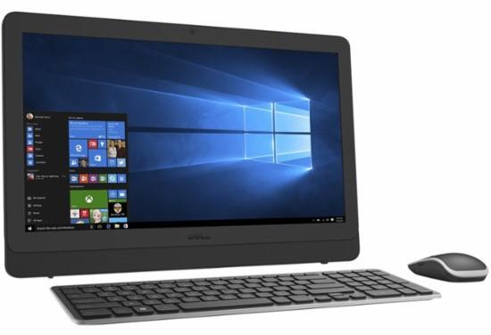 Dell Inspiron 20 3064 Core i3 7th Gen All-In-One Desktop PC