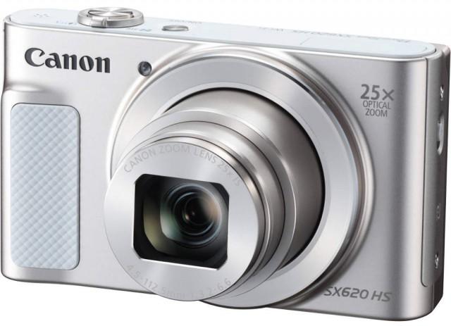 Canon SX620 HS PowerShot 25X Zoom Digital WiFi Camera