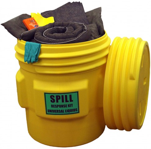 Universal SYK200 20 Gallon Drum Overpack Spill Kits