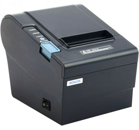 Rongta RP80IV High Speed Auto Cutter Thermal POS Printer
