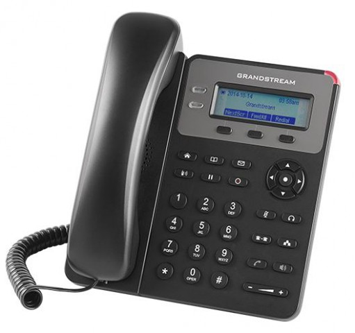 Grandstream GXP1610 3-Way HD Voice IP Home Telephone