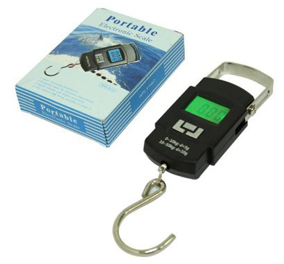 Digital 50 Kg Capacity Hanging Weight Scale