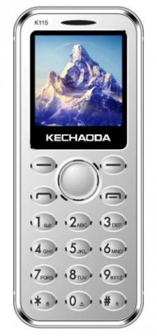 Kechaoda k115 32MB RAM 1.8 Inch Slim Classic Phone