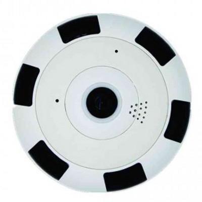 Fisheye 360° Panoramic IP Dome HD CCTV Security Camera