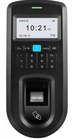 Anviz VF30 Biometric Fingerprint Reader Access Control