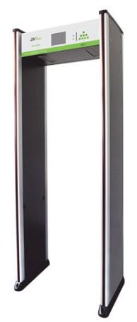ZKTeco ZK-D3180S 18-Zone Archway Metal Detector Gate