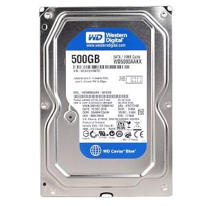 Western Digital WD Blue WD5000AAKX 500GB 7200RPM PC HDD