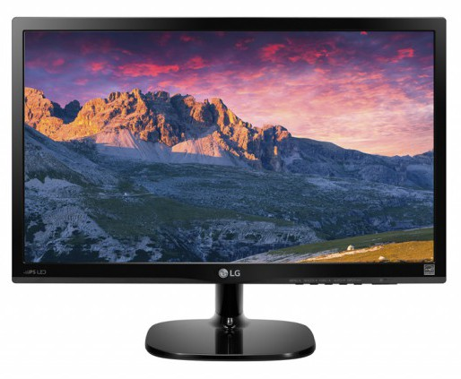 LG 22MP48HQ Full HD 21.5 Inch IPS LED Computer Monitor
