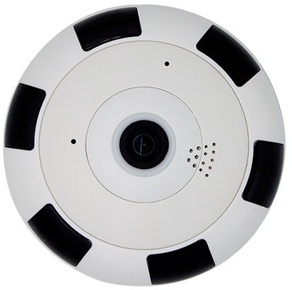 Fisheye 360 Degree Panoramic Dome HD CCTV Security Camera