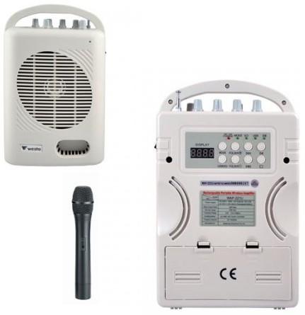 Boway SH -221URBT Mini Rechargeable Wireless Amplifier