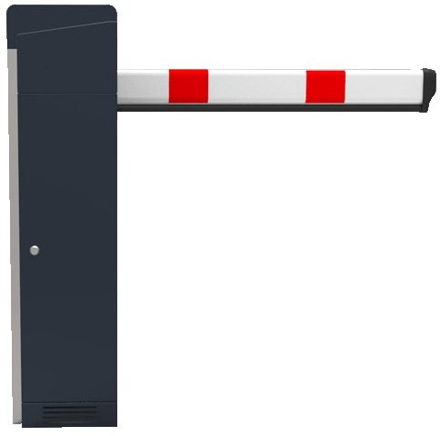 ZKTeco PB1000 Number Plate Recognition Parking Barrier