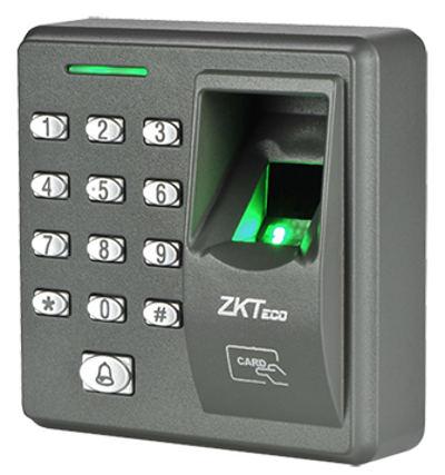 ZKTeco X7 Door Sensor Fingerprint Reader Access Control