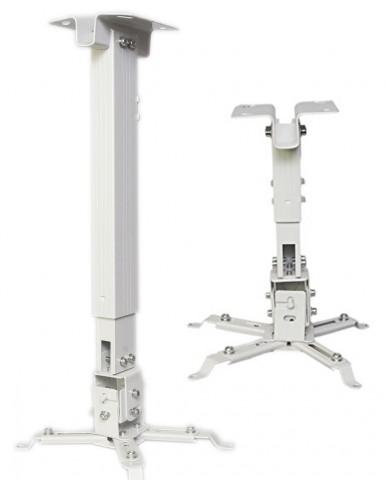 Universal Square Shape Aluminum Body Projector Mount