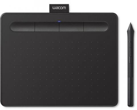 Wacom CTL4100 USB Intuos Small Creative Pen Graphics Tablet