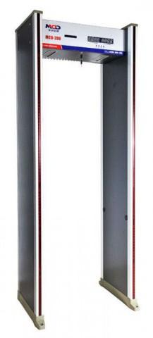 Archway MCD 300 Walk-Through 6 Zone Metal Detector Gate