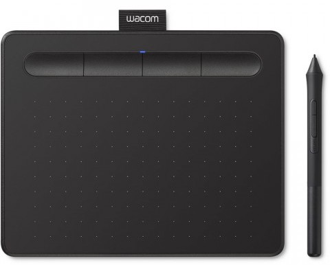 Wacom Intuos Medium CTL-6100WL Bluetooth Graphics Tablet