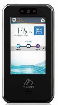 Virdi AC-1100 Bluetooth RFID Card Access Control Terminal