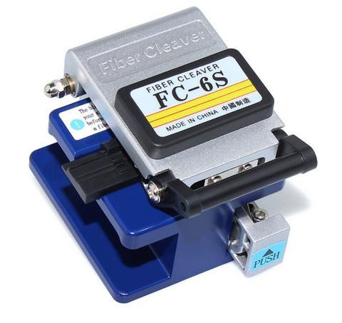 Fiber Cleaver FC-6S Optical Splicer Mahine