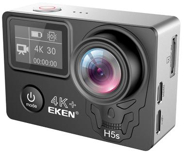 Eken H5s Plus 12MP 4K WiFi Control Waterproof Action Camera