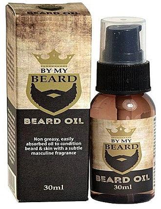 By My Beard Oil 30ml Non Greasy