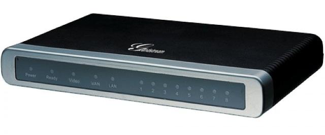 Grandstream GS-GXW4108 8-Port FXO VoIP Gateway