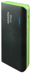 Adata PT100 10000mAh Capacity Mobile Power Bank
