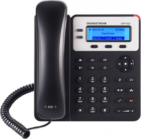 Grandstream GXP1625 2 SIP Account 2 Line Key IP Home Phone