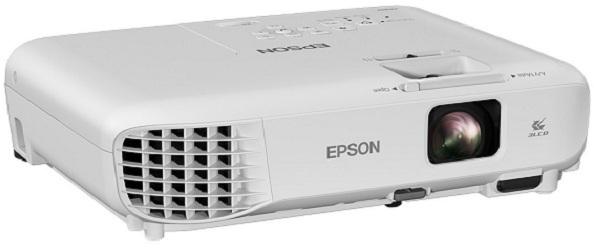 Epson EB-X05 XGA 3300 Lumens Multimedia Video Projector
