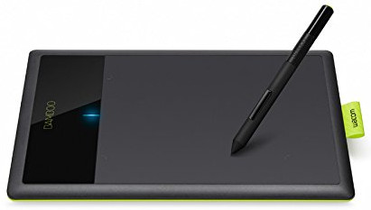 Wacom One Small CTL-471 Smooth Touch Graphics Tablet