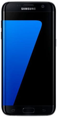 Samsung Galaxy S7 Edge Black Quad Core 4GB RAM Mobile