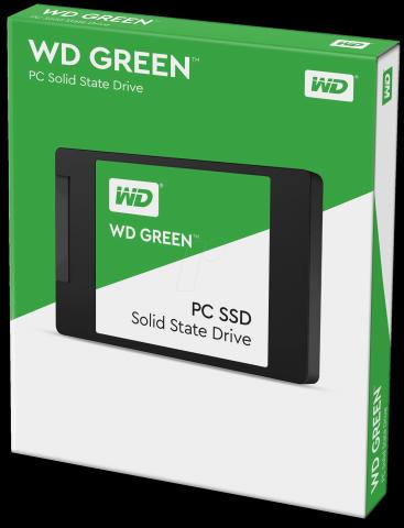 Western Digital Green WDS120G1G0A 120GB Internal SSD