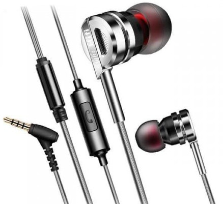 Qkz Dm9 Zinc Alloy Hifi In Ear Stereo Earphone With Mic Price