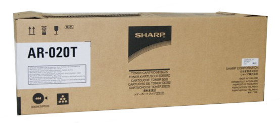 Sharp AR-020T Black 16000 Pages Yield Photocopier Toner