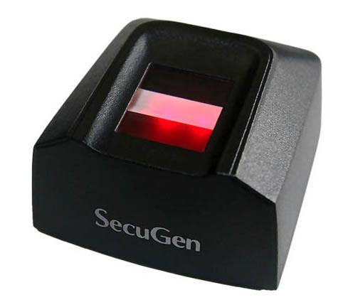 SecuGen Hamster Pro 20 Ultra Compact Fingerprint Scanner