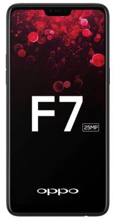 Oppo F7 Octa Core 4GB RAM 25MP Selfie Camera Smartphone