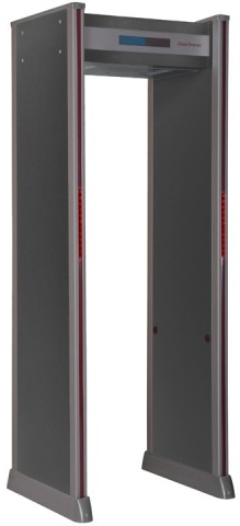 Secuscan AT-300B 18-Zones Walk Through Metal Detector Gate
