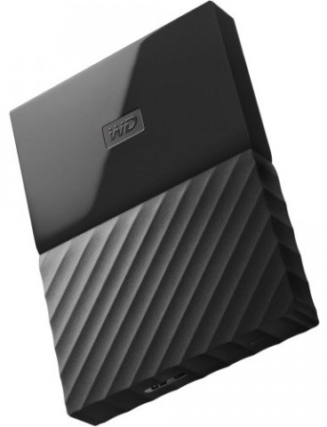 WD My Passport Black 4TB 7200 RPM Portable Hard Disk Drive