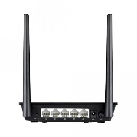 Asus RT-N12+ 300Mbps 3-in-1 5dBi 4 SSIDs Wireless N Router