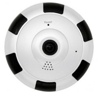 Panoramic V380 360 Degree Mini Wireless Wi-Fi IP CC Camera