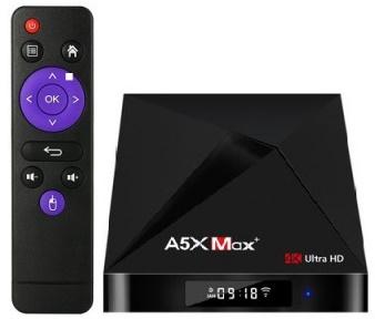 A5x Max Plus Rk3328 4gb Ram 32gb Emmc 4k Android Tv Box Price
