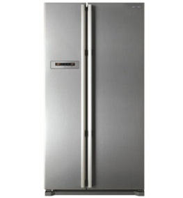 Sharp SJ-X66ST-SL 700 Liter Side-By-Side Refrigerator