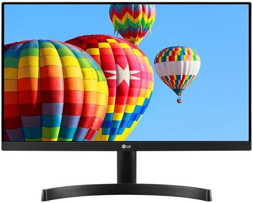 "LG 22MK600M 21.5"" IPS 3-Side Borderless Monitor"